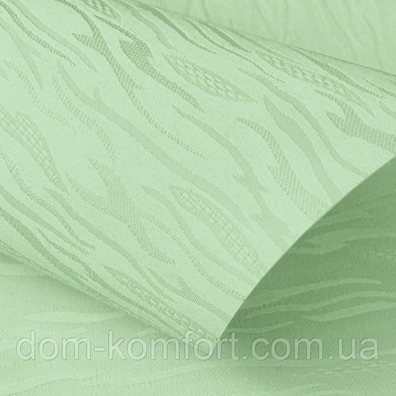 Ролеты тканевые LAZUR цвет Салат