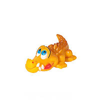 UniZoo (УНИ) Игрушка для собак крокодил, винил 14см