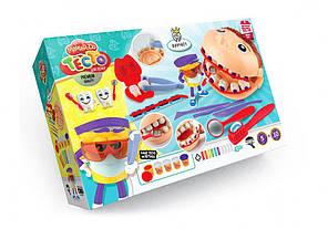 Набір креативного творчості Тісто для ліплення Danko Toys Master Do ДАНТИСТ TMD-12-01U