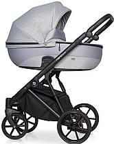 Дитяча універсальна коляска 2 в 1 Riko Nano Pro 01 Grey Fox