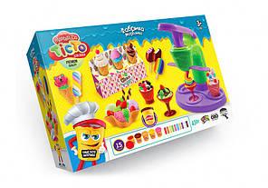 Тісто для ліплення Danko Toys Master Do Фабрика морозива Різнобарвний (TMD-06-01)