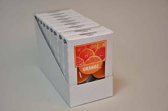 """Ароматические свечи  """"Orange"""" (6 шт.)"""