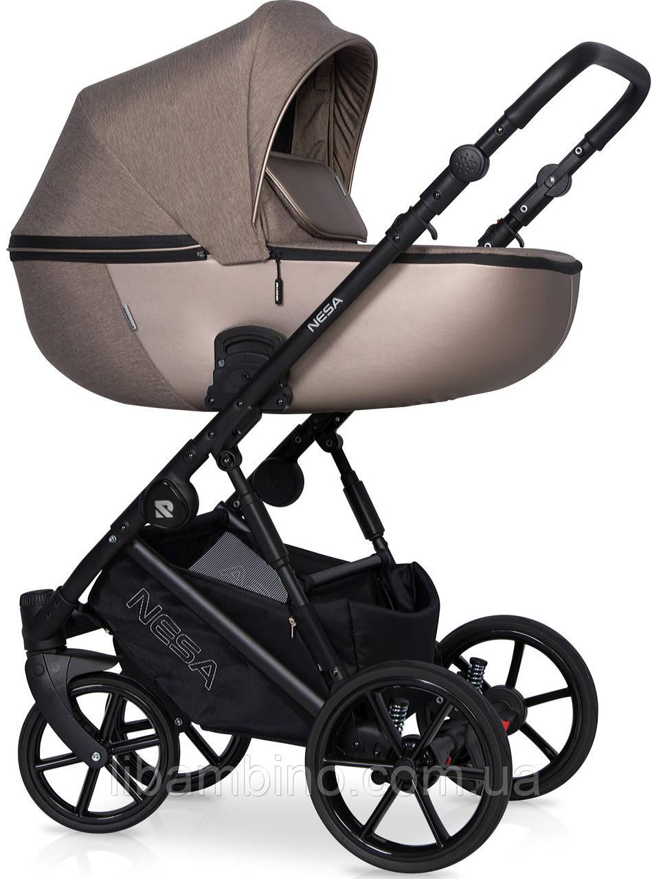 Дитяча універсальна коляска 2 в 1 Riko Nesa 04 Nugat