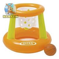 Игровой надувной центр: Плавающее баскетбольное кольцо