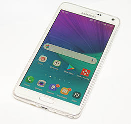 Samsung Galaxy Note 4 N910A White + скло +чохол