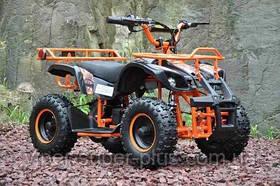 Детский электроквадроцикл Crosser eatv 90505 800W/36V оранжевый
