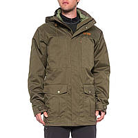 Куртка Columbia Sportswear Horizons Pine Interchange - Waterproof, Insulated, 3-in-1 (For Big and Tall Men) Peatmoss  - Оригинал