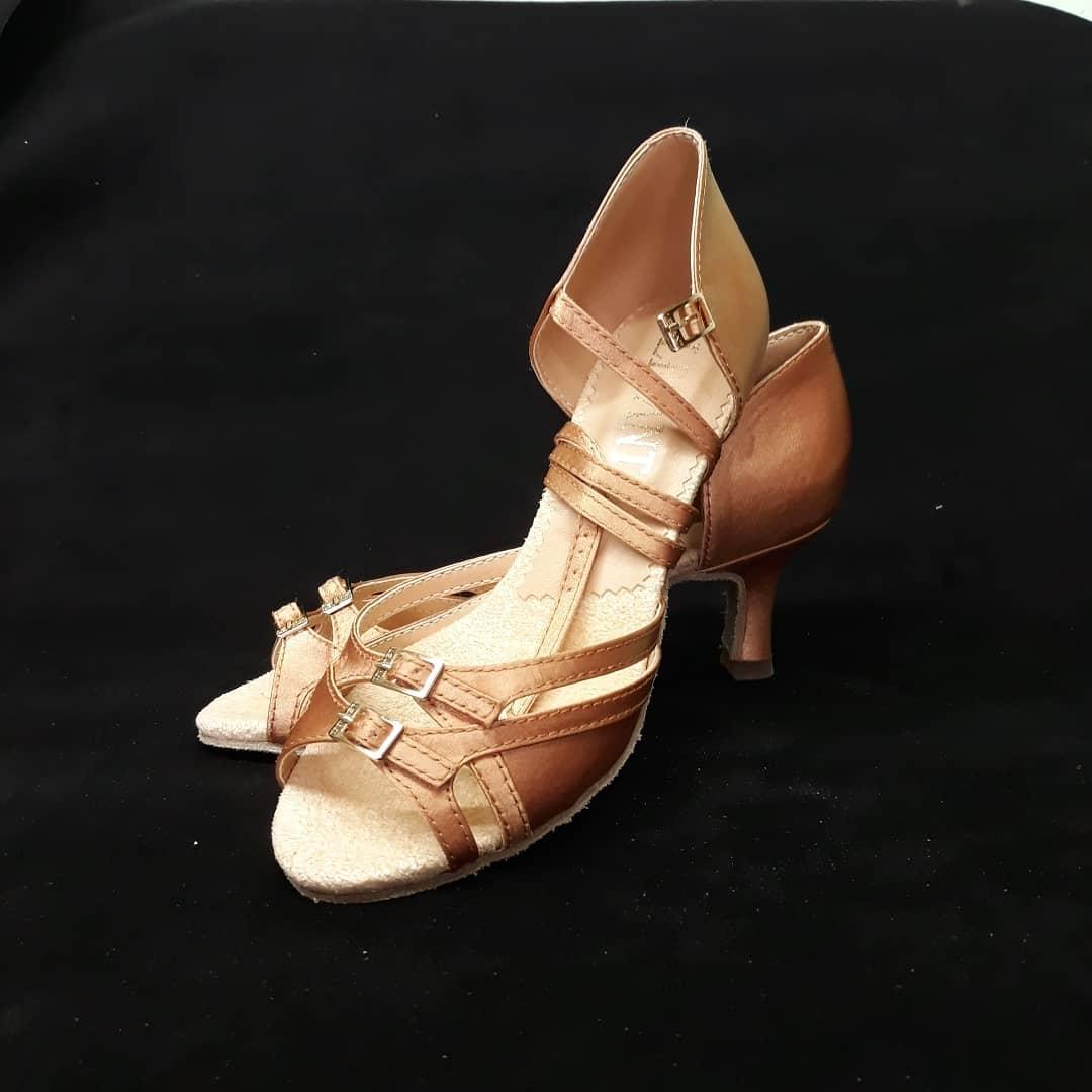 Туфли танцевальные женские Латина.