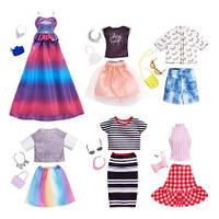 """Fisher Price. Одежда Barbie """"Надень и иди"""" (в асс.) (FYW85)"""