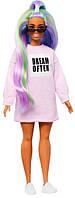 Fisher Price. Кукла Модница с яркими волосами BARBIE  (GHW52)