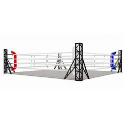 Ринг для бокса V`Noks EXO напольный 6 * 6 м