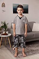 Комплект футболка и бриджи  для мальчиков