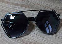 Солнцезащитные очки Retro 9021 черные