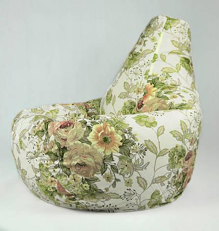 Кресло мешок с хлопковым чехлом, фото 2