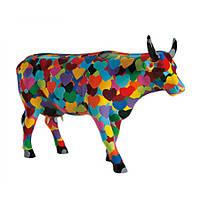 "Коллекционная статуэтка корова ""Heartstanding Cow"""