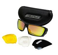 Тактические очки со сменными линзами ESS Rollbar