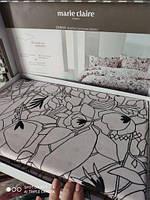 Комплект постельного белья ранфорс евро Marie Claire Emma