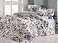 Комплект постельного белья ранфорс евро  Marie Claire magnolia