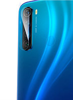 Защитное стекло на камеру для Xiaomi (Ксиоми) Redmi Note 8T