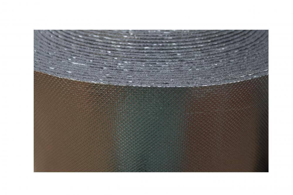 Фольгированная подложка для теплого пола: работает или нет ...