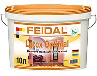 "Акриловая краска ""Feidal Latex Optimal"" 10л"
