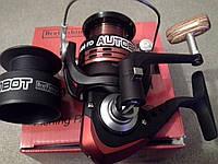Катушка спиннинговая Bratfishing Autobot 1000 FD 5+1 BB