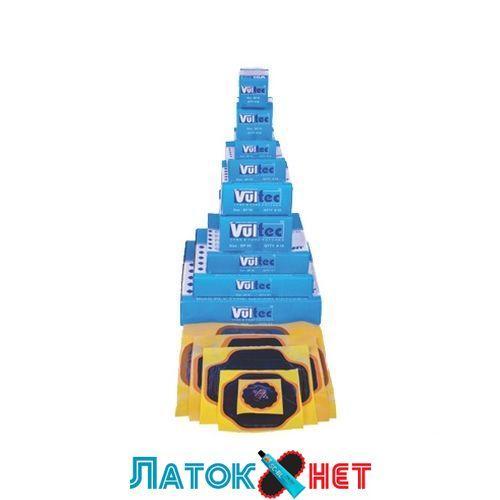 Пластырь диагональный Vultec ВР04 152 мм x 152 мм Европа-стиль
