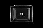 Раковина прямокутна зі штучного камню Giorgio Group Detroit 485х375х150 мм Black Onyx (GG0219B1UA03), фото 2