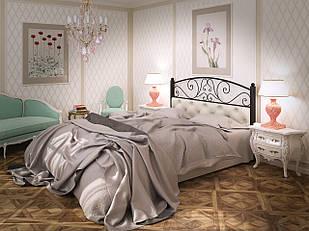 Кровать Астра Tenero 1400х2000 Черный бархат (100000152)