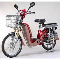 Электровелосипед BL-ZZW LITHIUM Синий