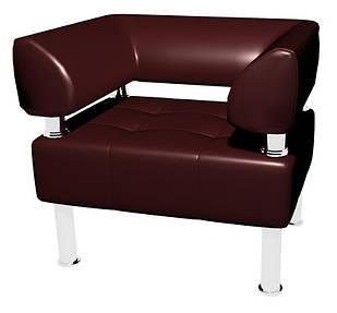 Кресло Sentenzo Тонус Темно-вишневый (3236125722)