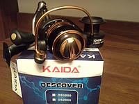 Катушка спиннинговая WEIDA( KAIDA) DESCOVER 5+1bb(DS 2000)