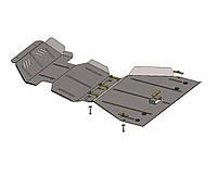 Защита картера двигателя Kolchuga для Great Wall Haval H3 2011- ZiPoFlex (2.0377.00)