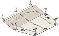 Защита картера двигателя Kolchuga для Renault Clio 2012- (1.0746.00)