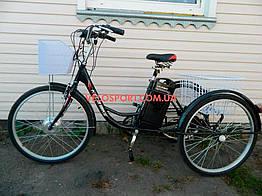 Трехколесный электровелосипед Kelbbike 24 дюймов