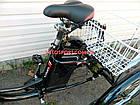 Трехколесный электровелосипед Kelbbike 24 дюймов, фото 3