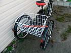 Трехколесный электровелосипед Kelbbike 24 дюймов, фото 9