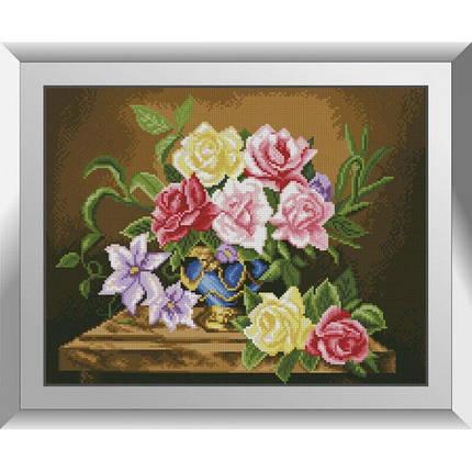 31142 Букет роз Набор алмазной живописи, фото 2