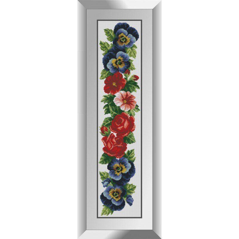 31178 Цветочная панель 2 Набор алмазной живописи