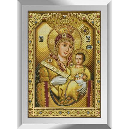 31186 Вифлиемская Богородица Набор алмазной живописи, фото 2