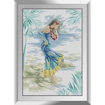 31196 На пляже Набор алмазной живописи, фото 2