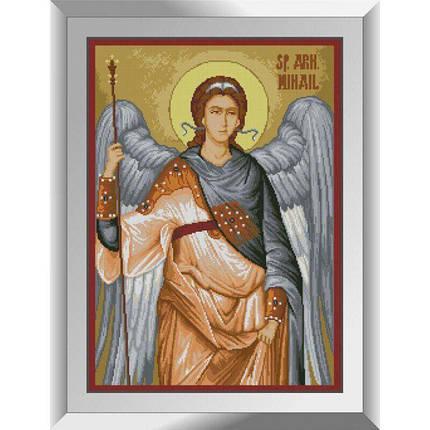 31199 Архангел Михаил Набор алмазной живописи, фото 2