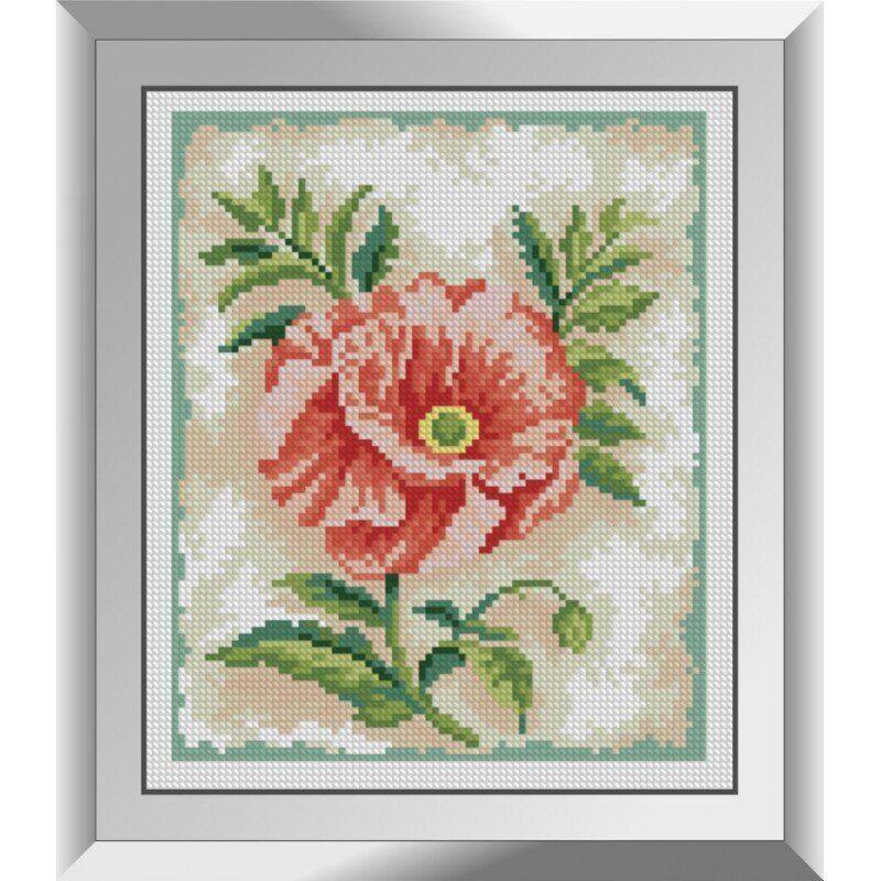 31235 Цветочное трио -2 Набор алмазной живописи