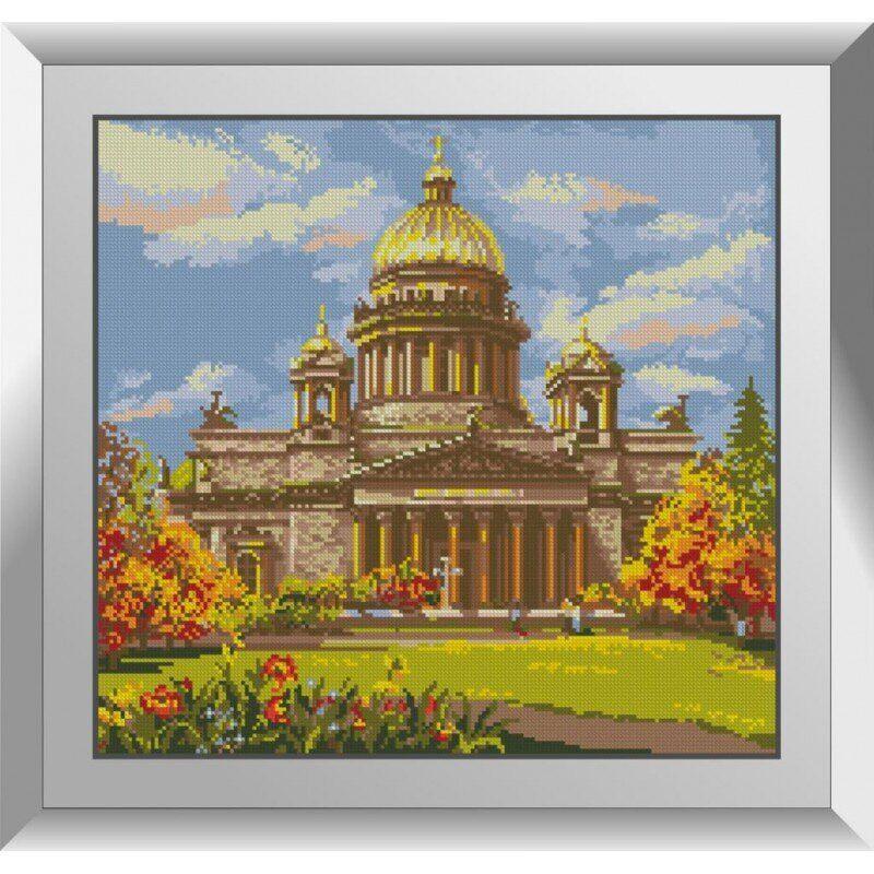 31254 Исакиевский собор Набор алмазной живописи