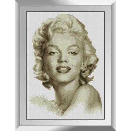 31293 Мэрилин Монро Набор алмазной живописи, фото 2