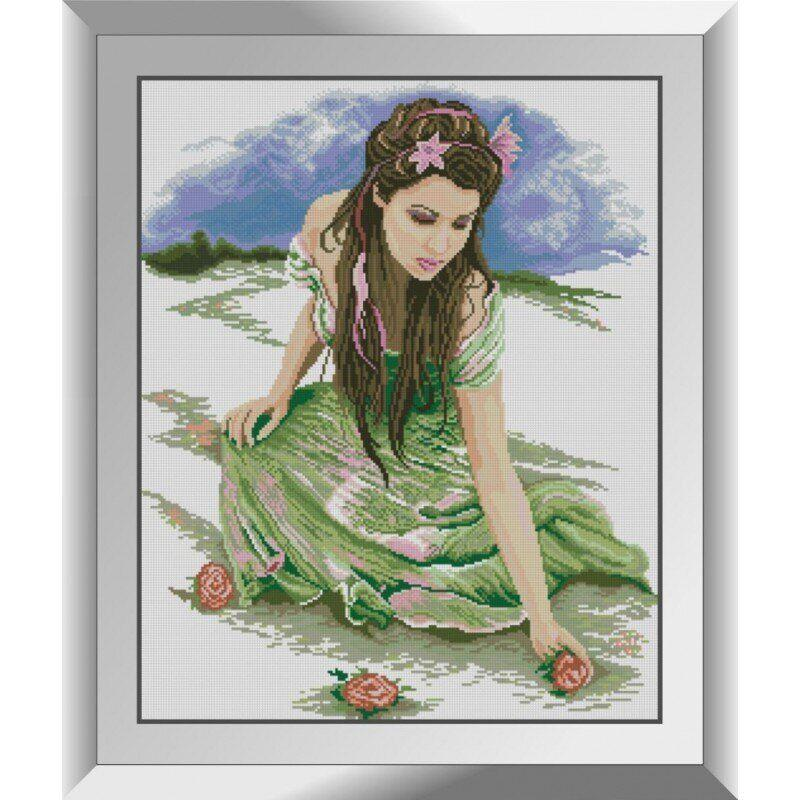 31299 Романтический день Набор алмазной живописи