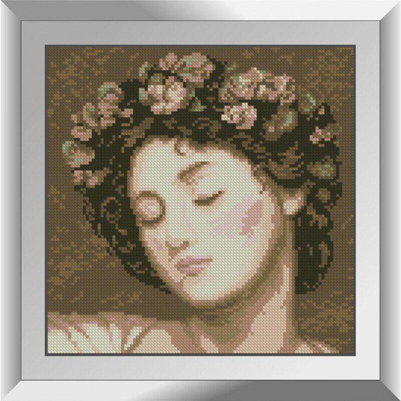 31315 Леди Леона Набор алмазной живописи