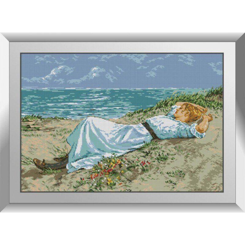 31316 Відпочинок на березі Набір алмазної живопису