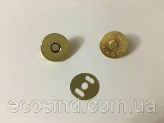Сумочный магнит (застежка) № 14 G (UMG-2635)