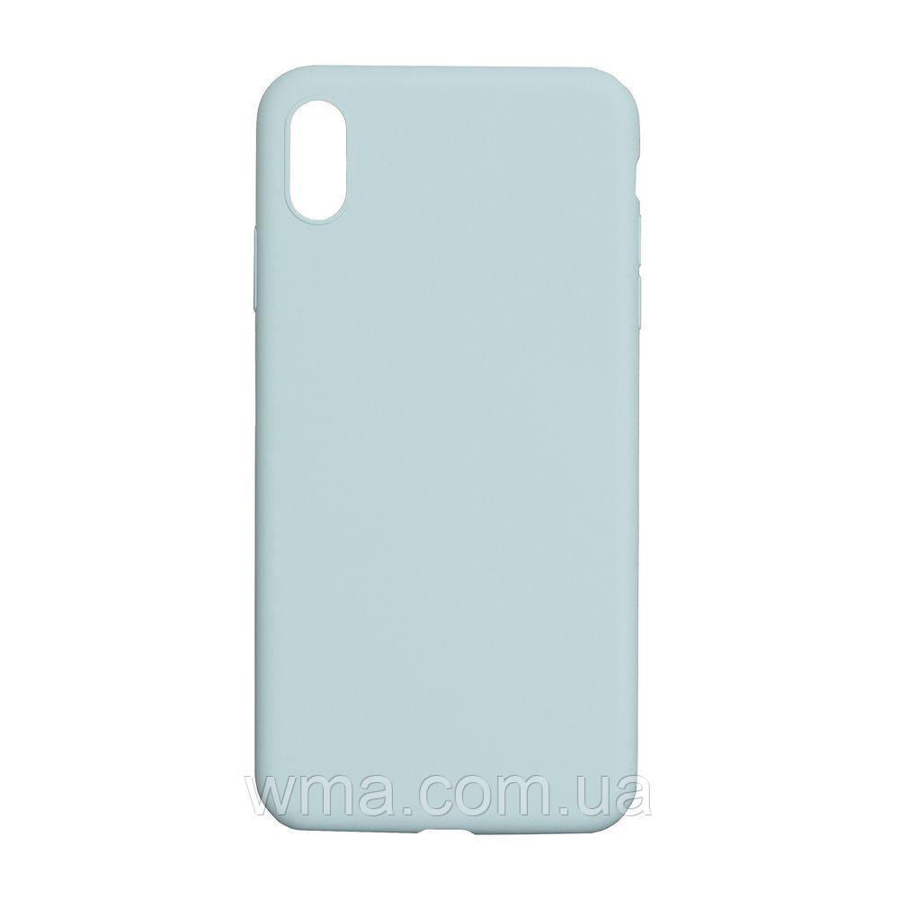 Чехол для телефонов (Смартвонов) Задняя Накладка X-Level Fengshang Fancy for Apple Iphone Xs Max Цвет Бирюзовый